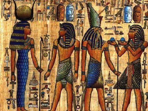 Религия Египта. Божества египтян, кому веровали и поклонялись люди.