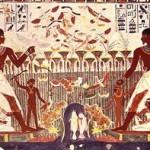 Египет в период Позднего царства.