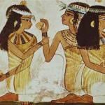 происхождение египтян как народа.
