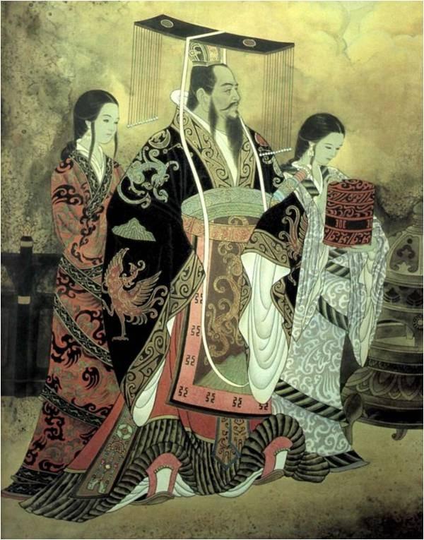 Развитие Древнего Китая в 1 веке. Социально-политическое развитие.