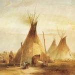 американские колонии в сер. 18 века