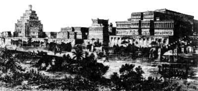 Дворец Ассирийских царей