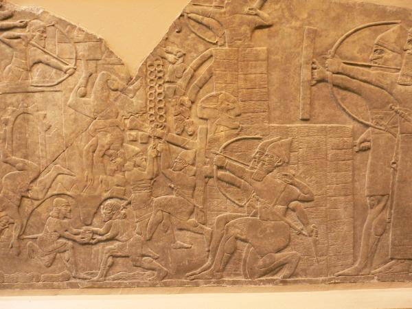 Ассирийская держава. Вавилон под властью Ассирии.