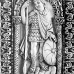 Как создавалось каролингское государство и какую роли играло галло-римское население.