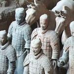 Циньская империя. Основные правители.