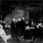 Конфликт в Новой Англии: 1775–1776 годы. Конфликт в Бостоне.
