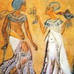 как одевались в эпоху Нового Царства в Египте.