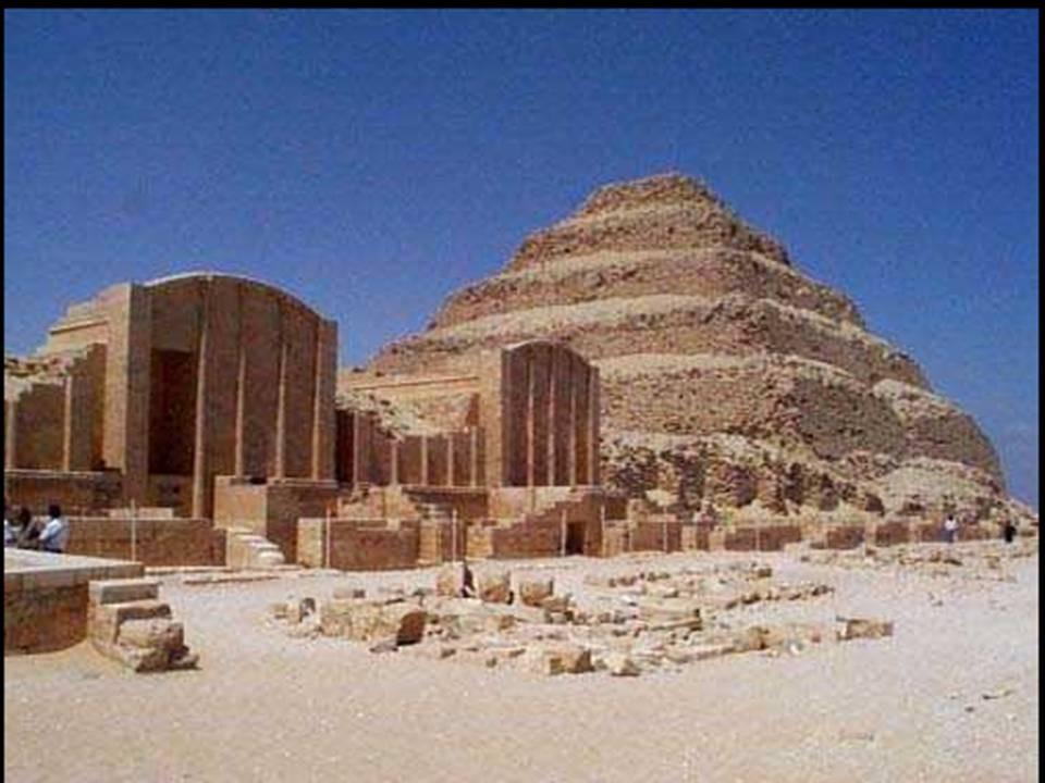 Архитектура Египта. Что и как строили египтяне.
