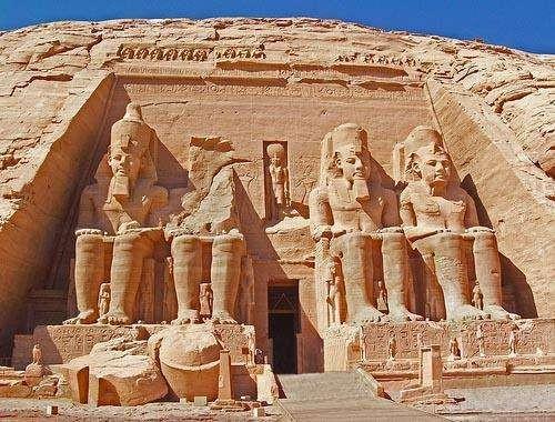 Развитие Египта в период Позднего царства.