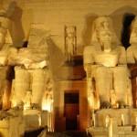 Религия Египта. Храмы древнего царства.