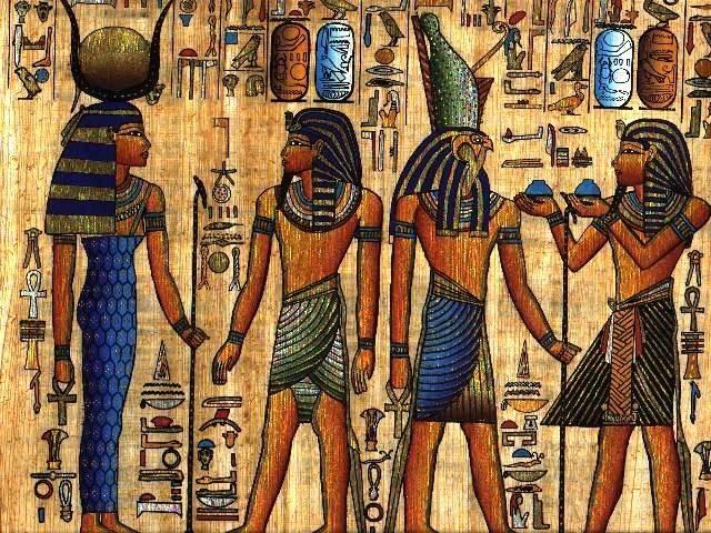 политическое развитие Египта.