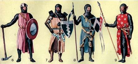 Англия в 13 веке.