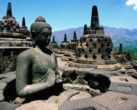 Памятники культуры Древней Индии известны всему миру.