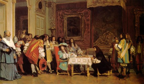 возникновение сословной монархии