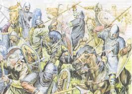 Нормандское завоевание Англии.