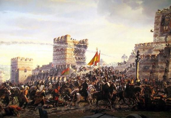 Византийская Империя. Расцвет и падение.