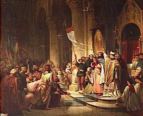 4 Крестовый поход