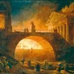 Пожар в Риме