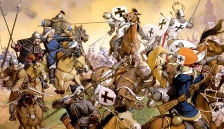 Завоевания Турции.
