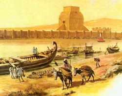 Государство Вавилония, развитие политических и экономических отношений в государстве.