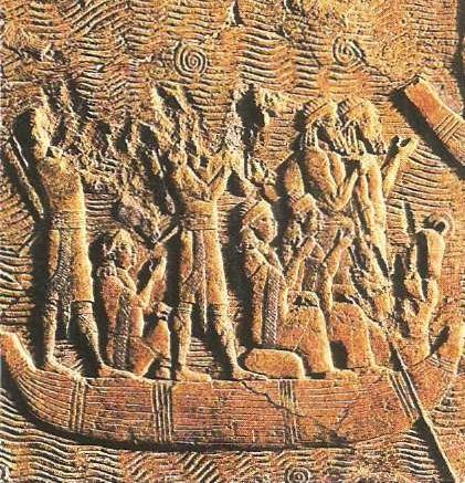 нововавилонская держава. Территория, экономические и торговые условия в государстве.