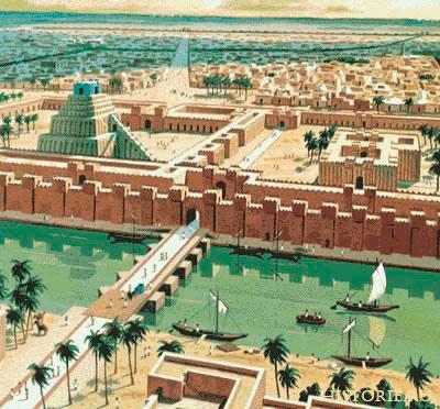 Вавилония - государство на юге Месопотамии. Как выглядело государство в современном понимании.