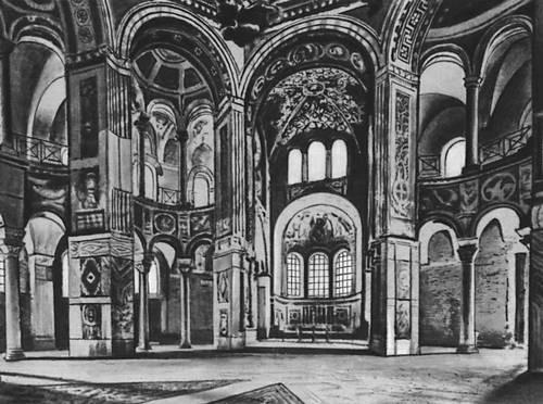 Византия внутренняя политика императоров. Влияние церкви на светскую жизнь и на население.