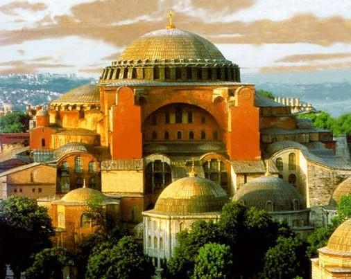 Византия, особенности развития.
