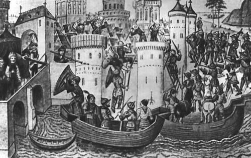 Византия в 10веке. Внешняя политика государства. Война Византии.