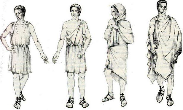 мода Греции