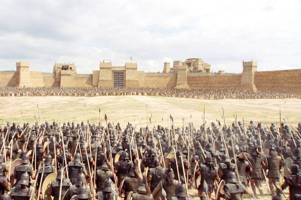 краткая история троянской войны