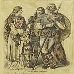 Греческие племена и их диалекты.