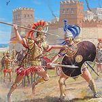 Троянская война.
