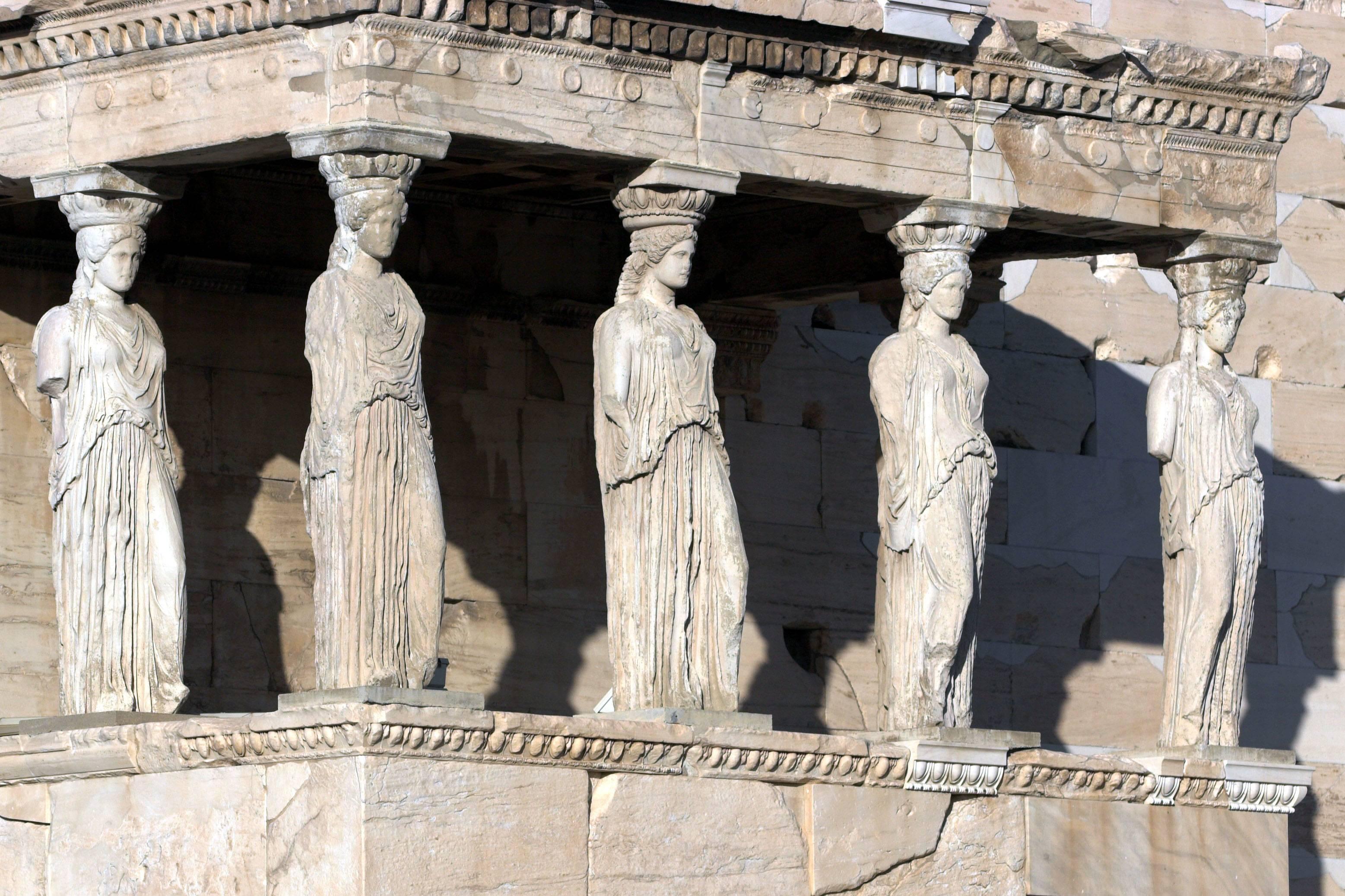 Высокая Классика - период в истории древней греции