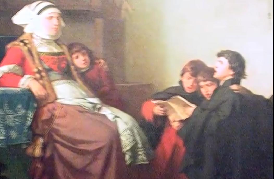 Мартин Лютер - эпоха Реформации.