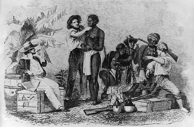 Образование колоний в Африке, Центральной и Южной Америке. Зовоевание Мексики и Перу.