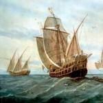 Колумб открыл Америку. Эпоха Географических Открытий. Как это было.