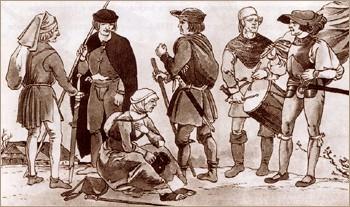 Реформация в Германии. Причины. Экономика и торговля в Германии накануне событий Реформации.