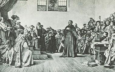 Реформация. Как протекал процесс перестройки общества.
