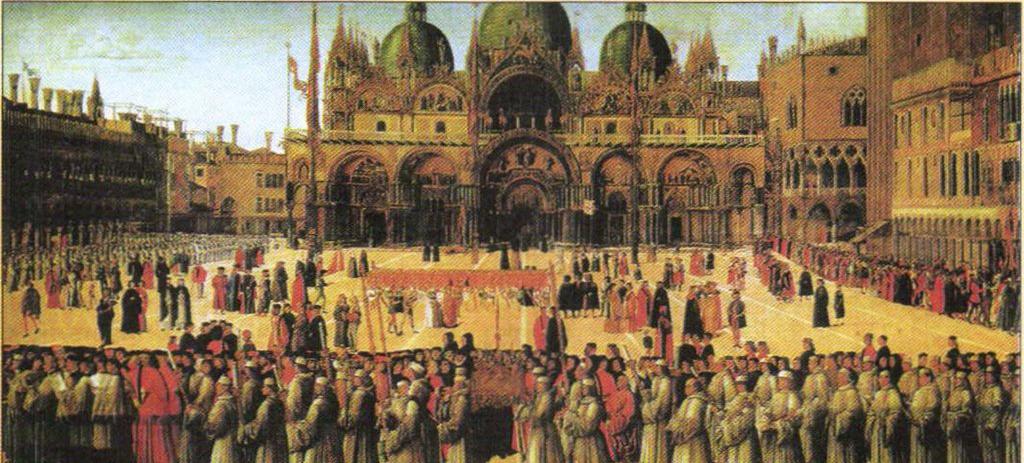 Реформация в Европе.