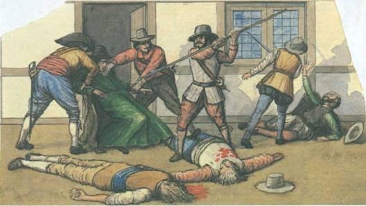 Франция. Гражданские войны. Чем они закончились.