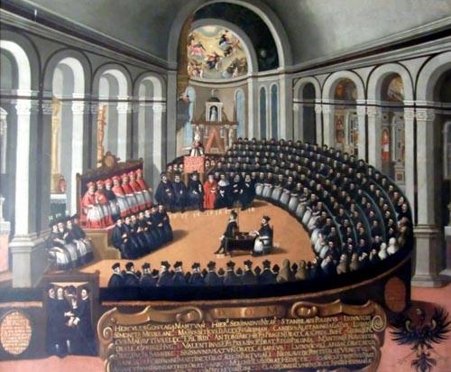 тридениский собор. Контрнформация в Европе. Как изменилась Европа после этого движения.