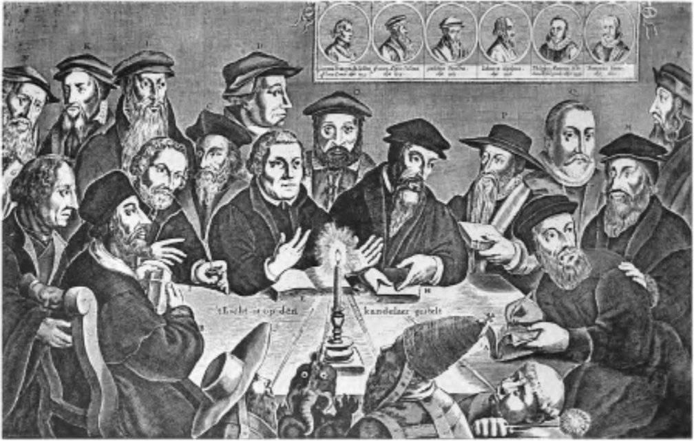 Ульрих Цвигли - реформатор церкви. Его деятельность в Швейцарии.