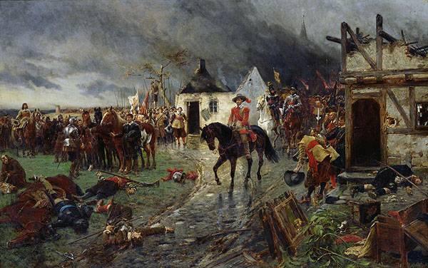 В Тридцатилетней войне наиболее приобрела Франция, а проиграла Германия и Чехия.