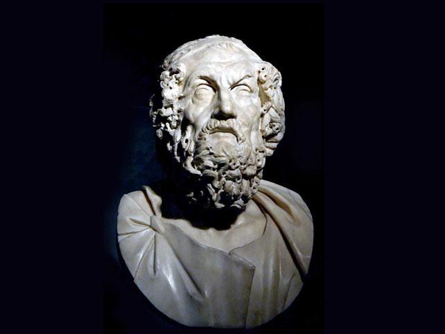 Гомеровское общество. Времена Илиады и Одиссеи