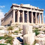 Афины — один из главных центров  ремесленного производства в древней Греции.