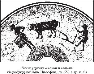 Беотия Чем занималось население региона.