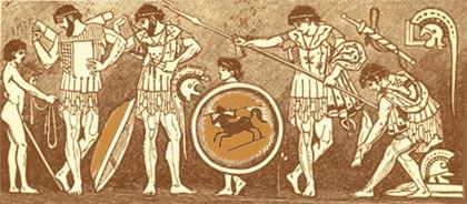 Архидамова война. Причины пелопонесской войны.