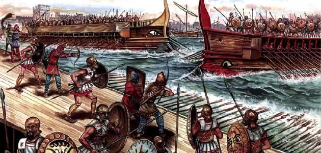 Причины Пелопонесской войны. Ход войны. Основные события.