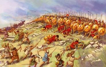 Пелопонесская война. причины